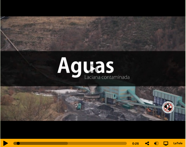 [video] Aguas: Laciana Contaminada
